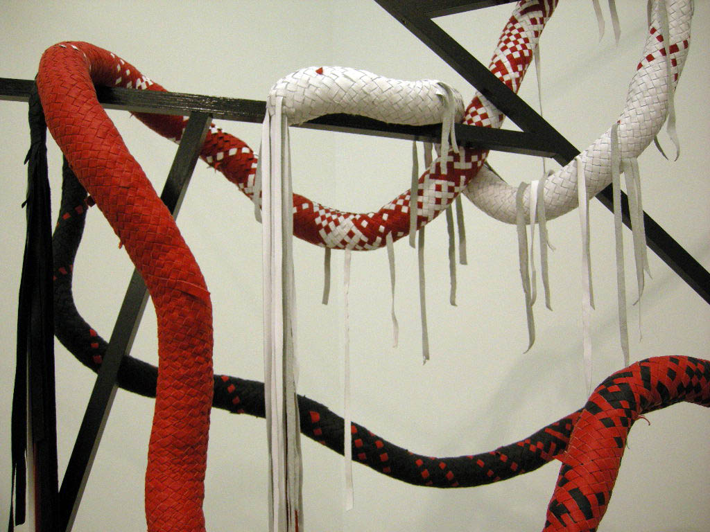 Eva Rothschild Detail