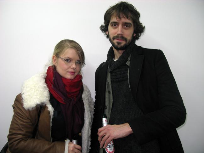 Anya Kielar and Yuri Masnyj