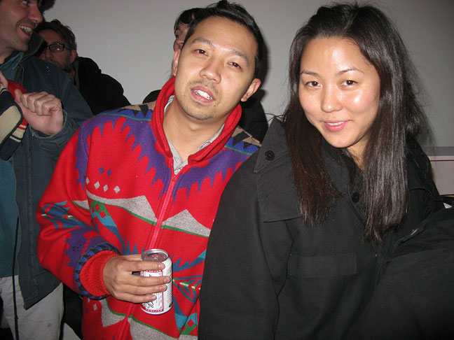 Humberto Leon and Carol Lim