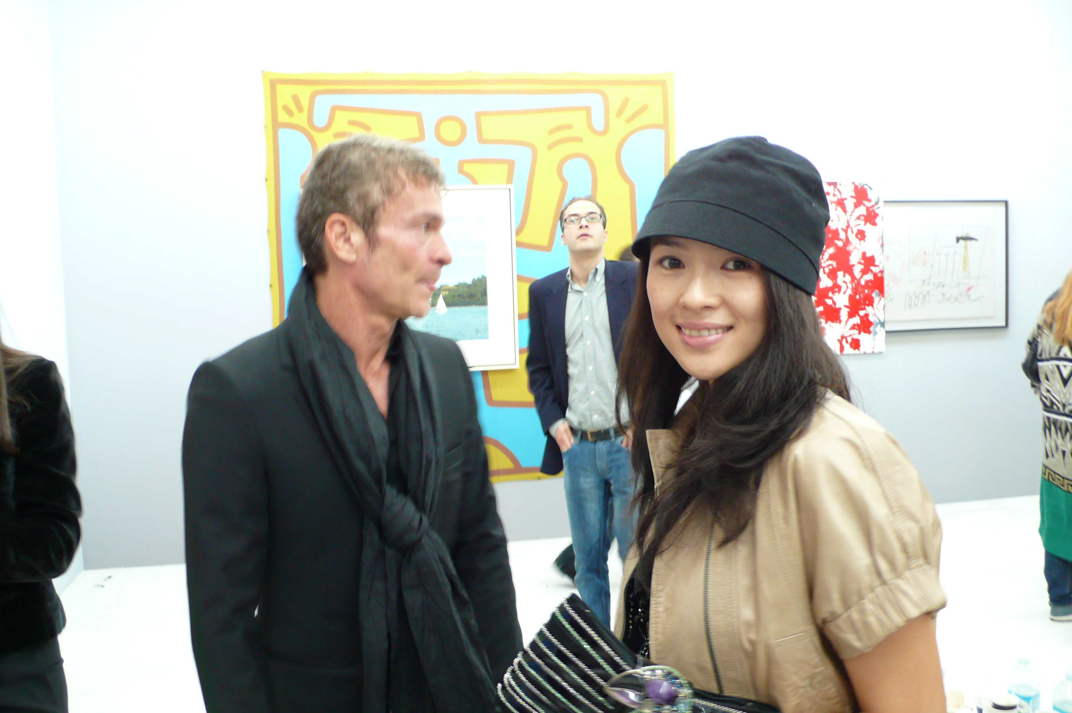 Zhang Ziyi via Art Observed