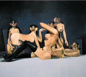 Orgy Composition