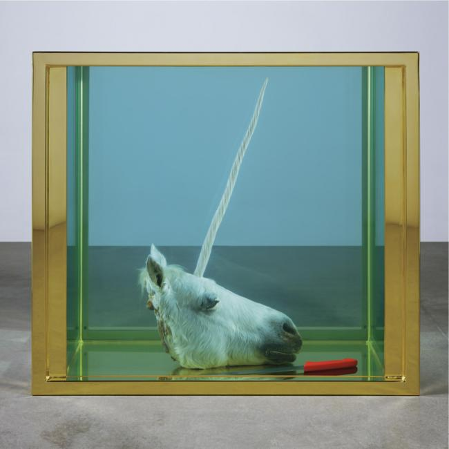 Damein Hirst - The Broken Dream