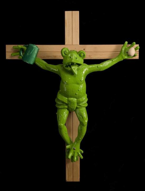 Kippenberger Frog