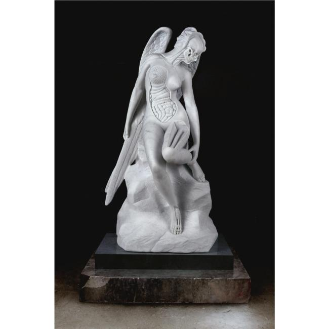 damien-hirst-beautiful-inside-my-head-forever-anatomy-of-an-angel-carrara-marble