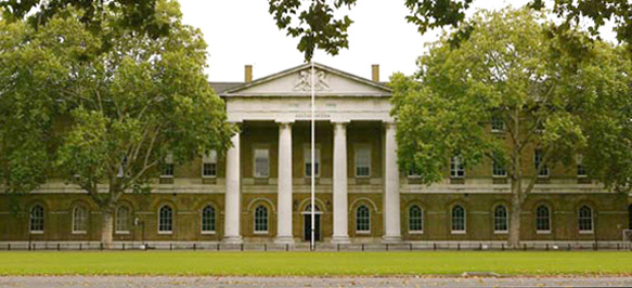 Duke of York HQ building - Saatchi Gallery