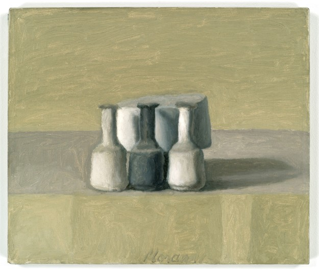 Natura Morta, by Giorgio Morandi, at Sperone Westwater
