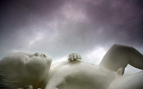 Marc Quinn Baby Chatsworth Sotheby\'s