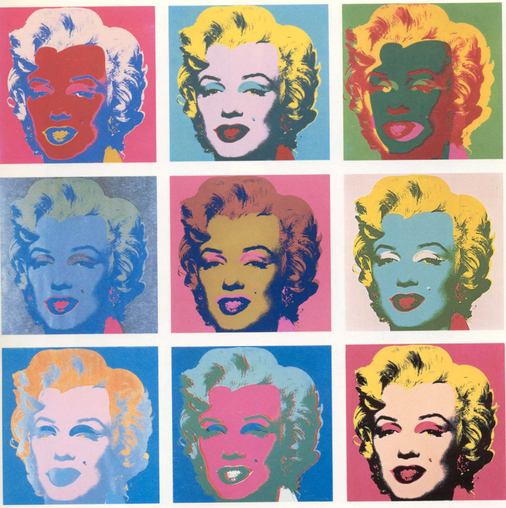 Andy warhol ao art observed for Andy warhol famous paintings