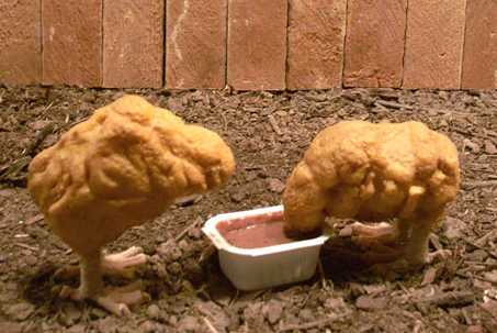 Nuggets by Banksy