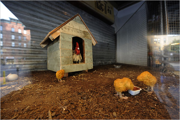 Chicken Nuggets by Banksy