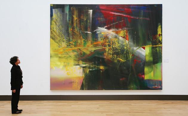 Gerhard Richter - Claudius