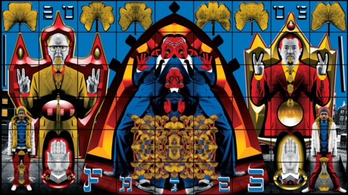 Fates by Gilbert and George