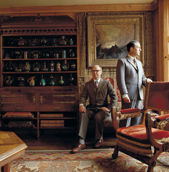 Gilbert and George at Home, 1987