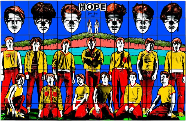 Hope by Gilbert and George