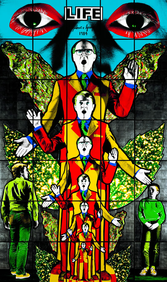 Life by Gilbert and George