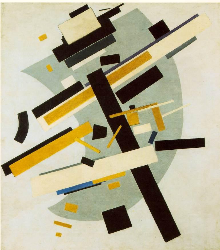 Supremus 58 by Malevich
