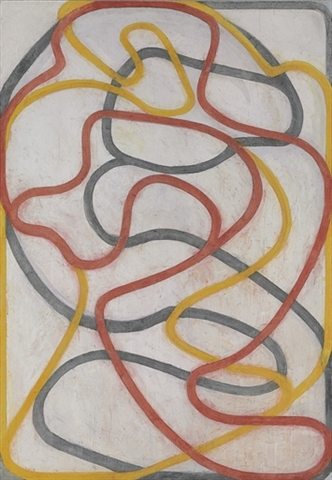 Brice Marden - Attendant 5 - BOUGHT IN - $10,000,000-$15,000,000
