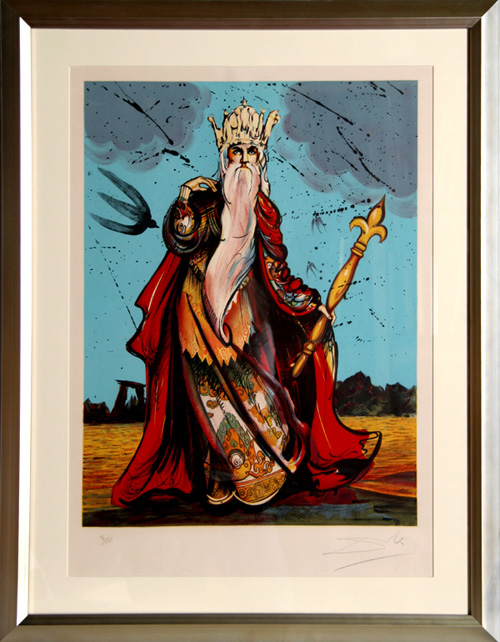 Moses (Tarot the Emperor)