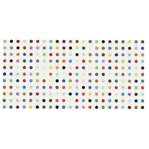 Damien Hirst - Ethionamide - 2007 - bought in - Estimate $1,000,000 - $1,500,000