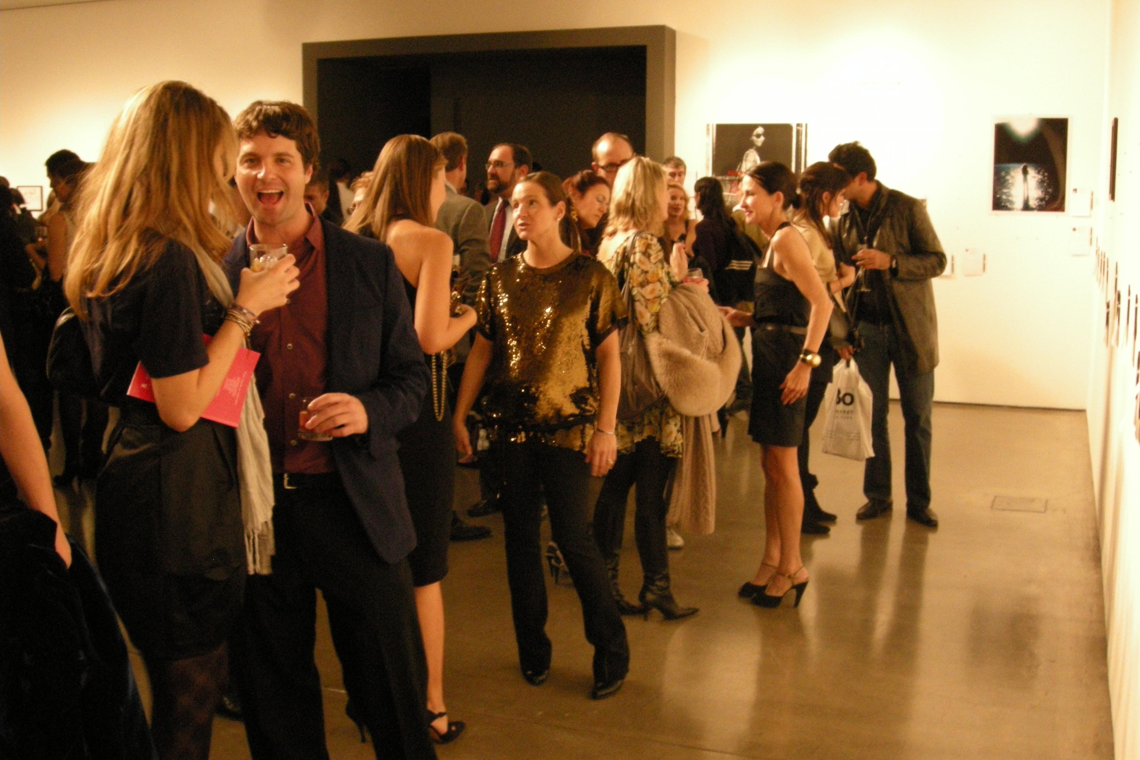 » AO ON SITE: RxArt- The Party 2008, Thursday, November