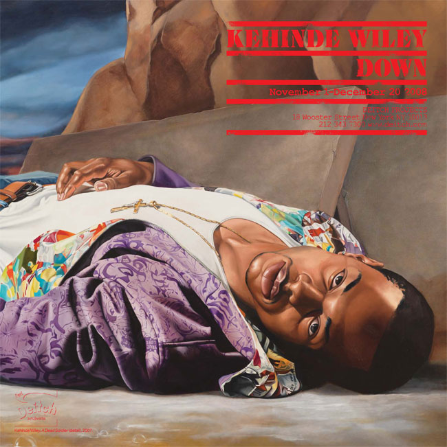 kehinde-wiley-down