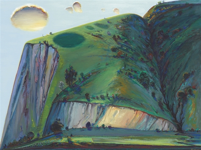napa-valley-ridge-1986-1997-by-wayne-thiebaud