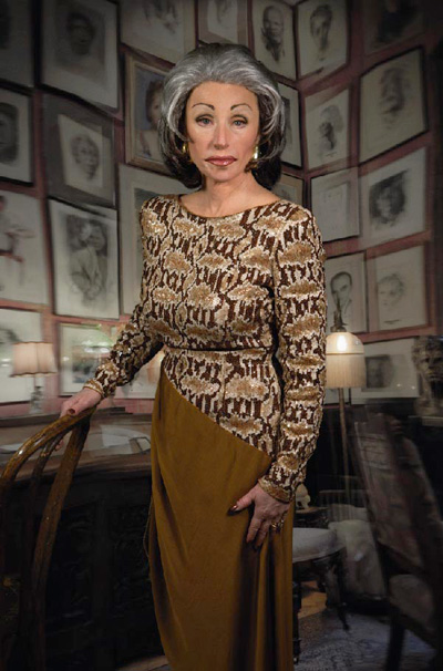 Untilted-2008- by Cindy Sherman