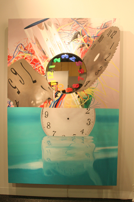 art-basel-2008-james-rosenquist-memory-continues-but-the-clock-disappears-acquavella1
