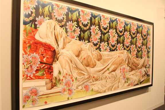 art-basel-2008-kehinde-wiley-the-veiled-christ-study-via-deitch-projects