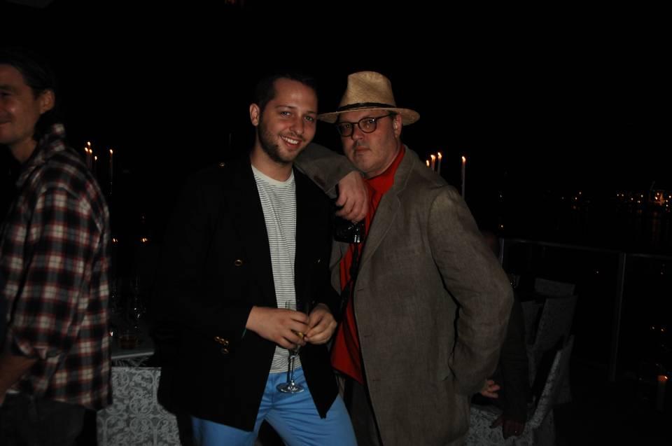 Derek Blasberg and Todd Everly