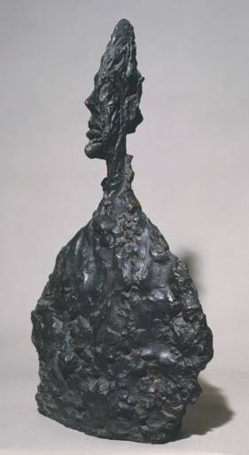giacometti-bust-of-diego-1955