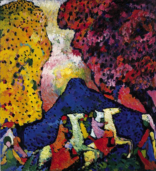 kandinsky-blue-mountain-1908-gug