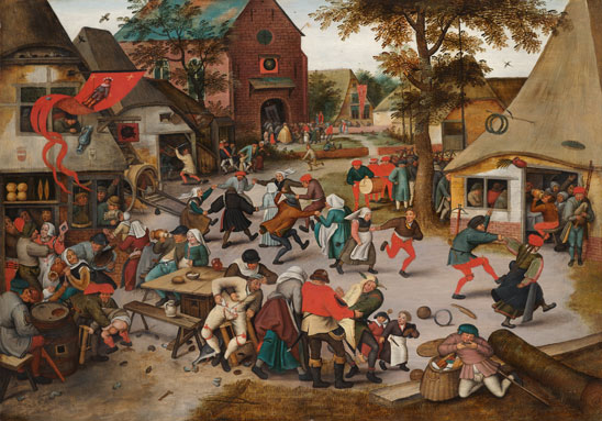 kermesse-of-saint-george-brueghel-the-younger-lot11