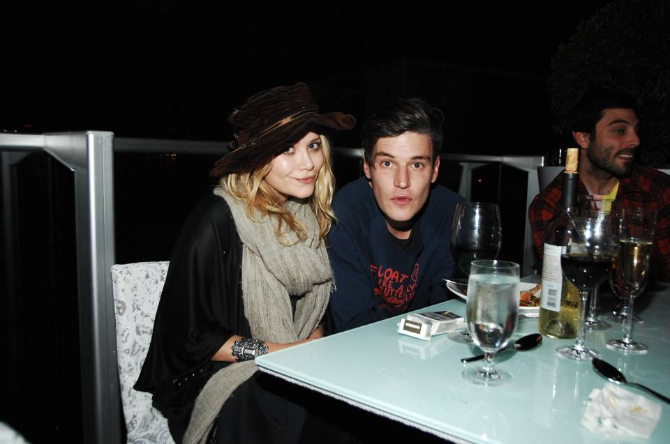 Mary Kate Olsen and Nate Loweman