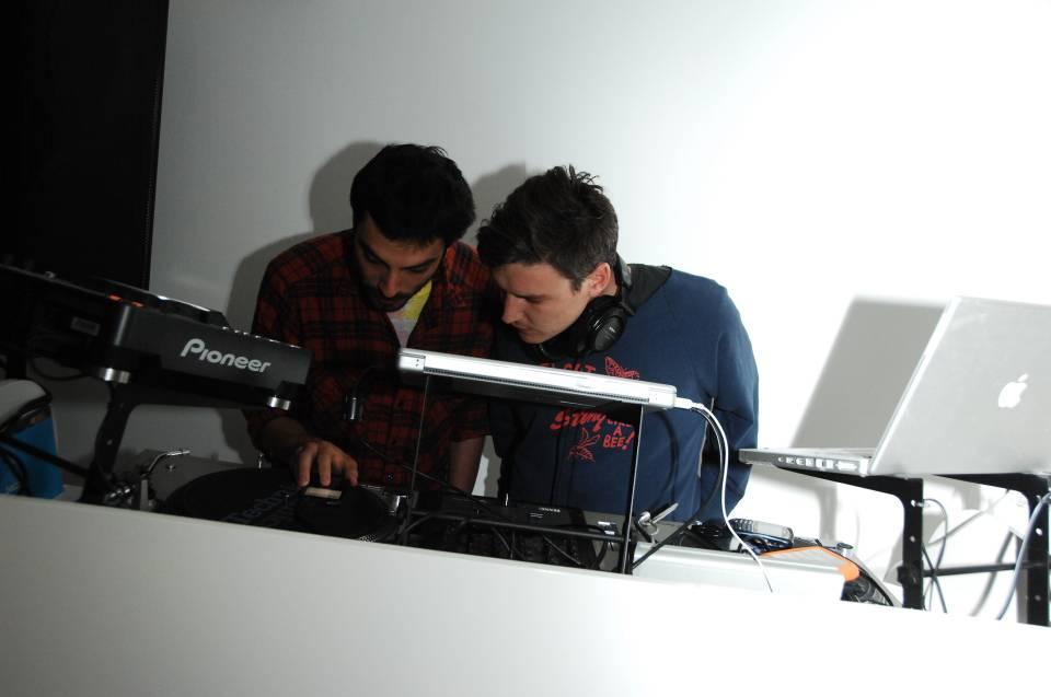 Matt Creed and Nate Lowman