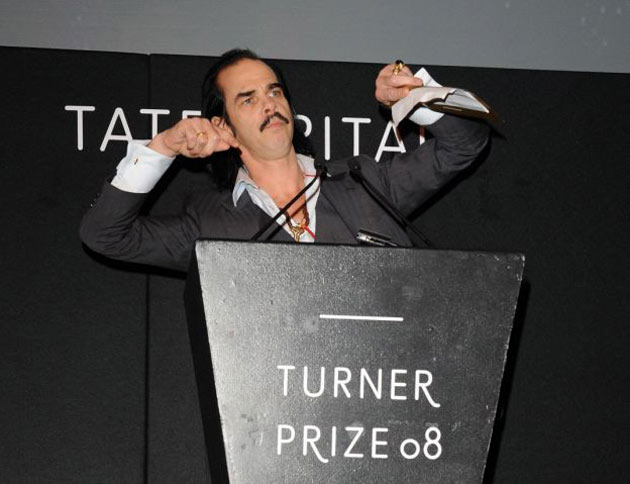 Nick Cave - Turner Prize - 2008