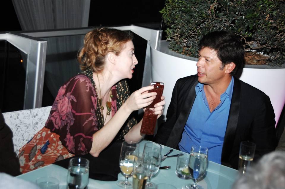 Rachel Feinstein and Adam Lindemann