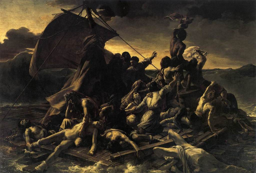 raft-of-the-medusa-gericault