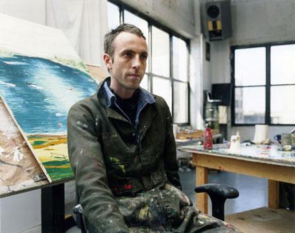 Jules de Balincourt image via www.vmagazine.com