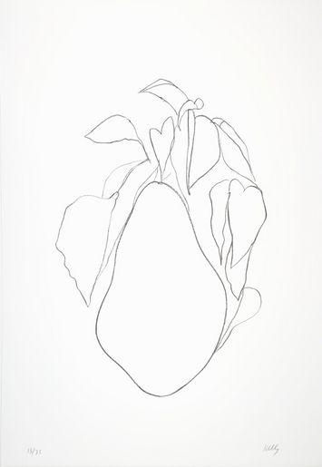 ellsworth-kelly-pear-1