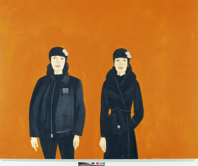 Alex Katz-Fashion 2-2008