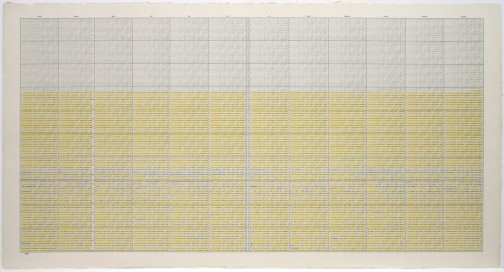on-kawara-one-hundred-years-calendar-24845-days-2003