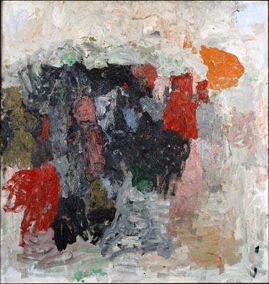 Philip Guston-Beggar's Joy-1954-1955