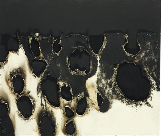 alberto-burri-combustione-plastica-1956