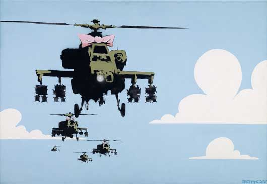 banksy-happy-chopper-2005