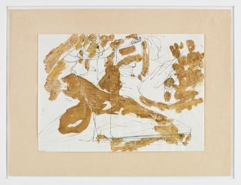 Joseph Beuys-Limestone Mountains-1956