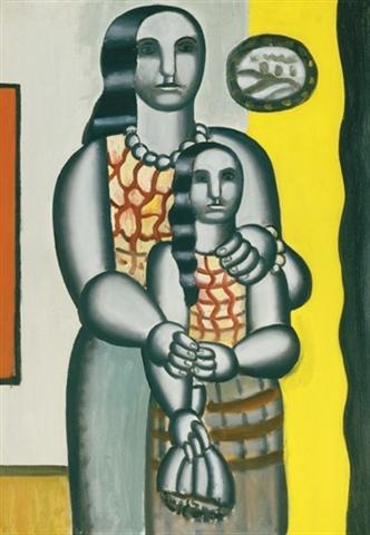 fernand-leger-les-deux-soeurs-1929