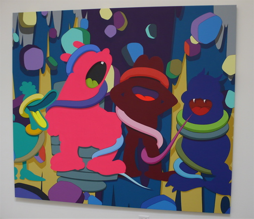 kaws-exhibition-the long way home