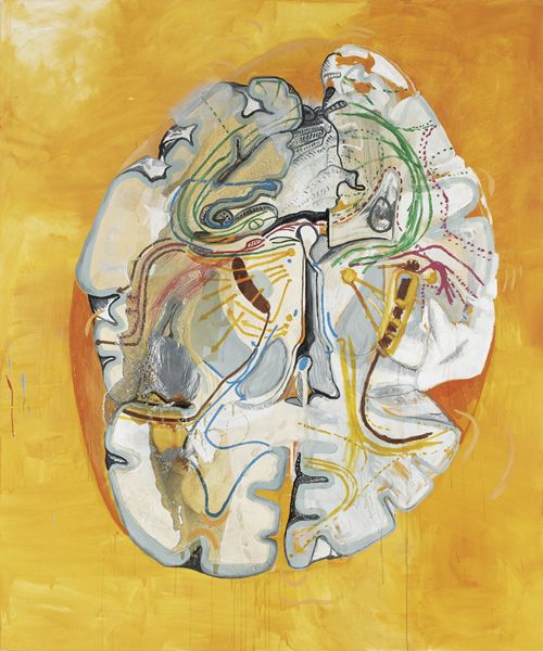 martin-kippenberger-portrait-of-paul-schreiber-designed-by-himself-1994