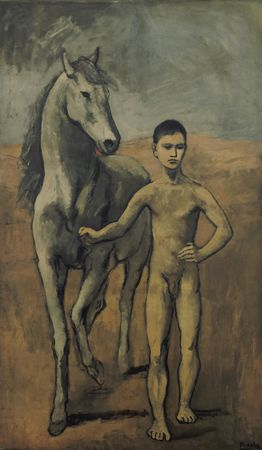 picasso-boy-with-horse